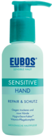Eubos Sensitive Hand Repair & Schutz Creme Spender