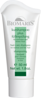 Biomaris Kurshampoo plus Füllespülung Pocket