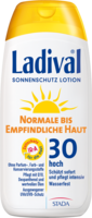 Ladival normale bis empfindliche Haut Lotion LSF30