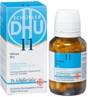 Dhu Schüssler Salz Nr 11 Silicea D12 420 Tabletten 420 St