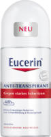 Eucerin Deodorant Anti-Transpirant Roll-On 48h