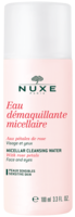 Nuxe Eau Demaquillante Micellaire Aux Pet. D. Rose