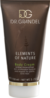 GRANDEL Elements of Nature Body Cream
