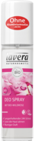 LAVERA Deo Spray Bio-Wildrose