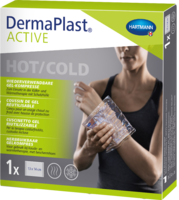 DERMAPLAST Active Hot/Cold Pack klein 13x14 cm