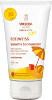 WELEDA Edelweiss Sensitiv So.Mil.LSF 30 Baby & Kid