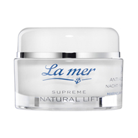 La Mer Supreme Natural Lift Anti Age Cream Nacht m. Parfüm