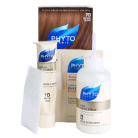 Phyto Color Haarfarbe 7D goldblond